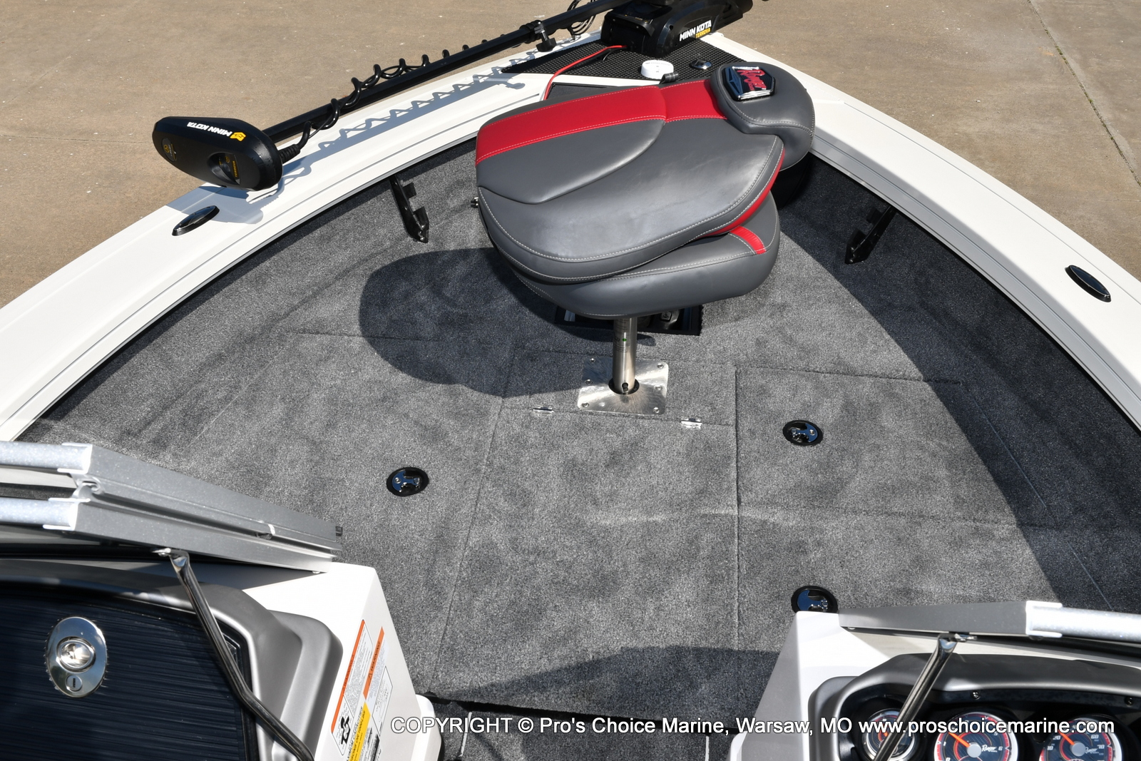 2021 Ranger Boats boat for sale, model of the boat is VX1888 WT w/225HP Mercury 4 Stroke & Image # 33 of 50