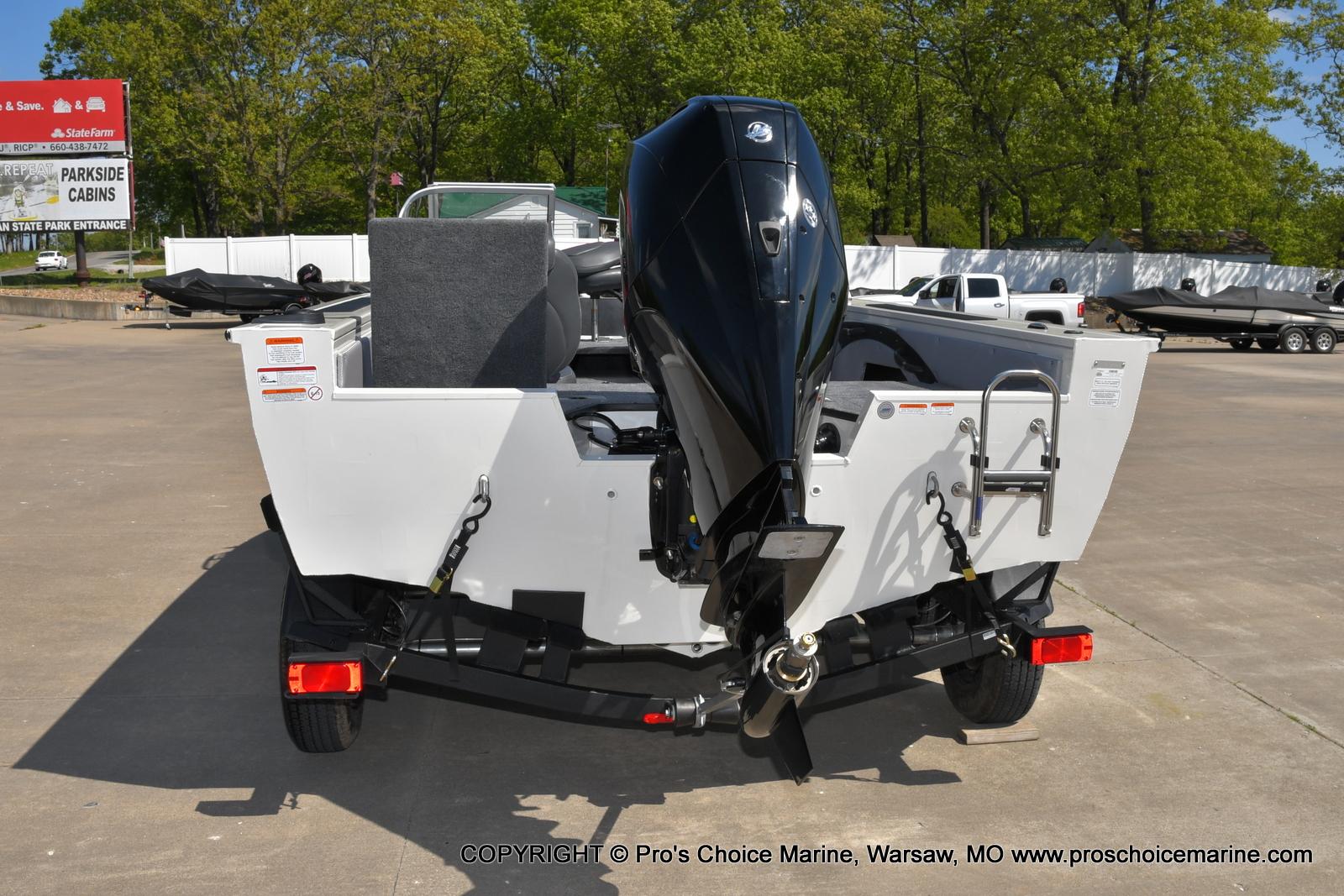 2021 Ranger Boats boat for sale, model of the boat is VX1888 WT w/225HP Mercury 4 Stroke & Image # 41 of 50