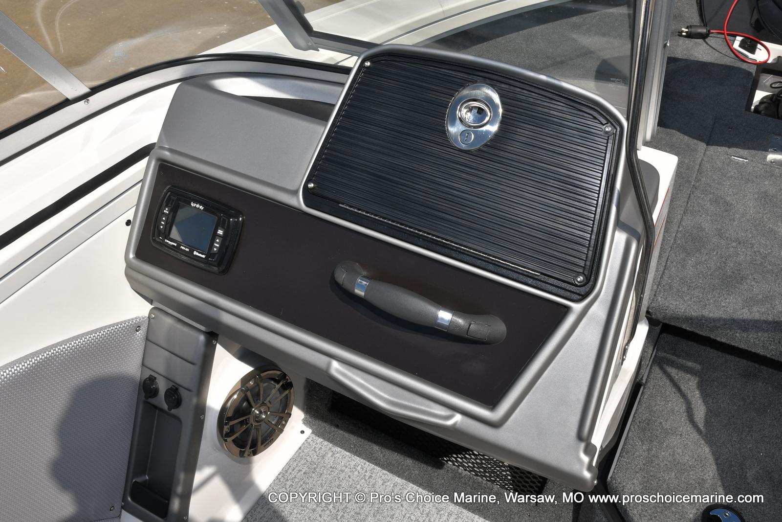 2021 Ranger Boats boat for sale, model of the boat is VX1888 WT w/225HP Mercury 4 Stroke & Image # 47 of 50
