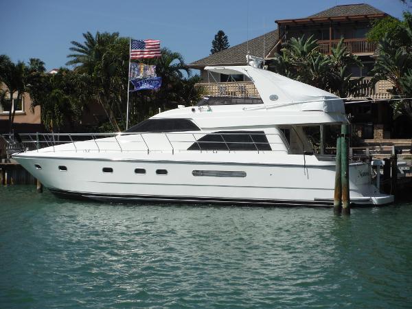 1995 NEPTUNUS 55 Sedan Motor Yacht
