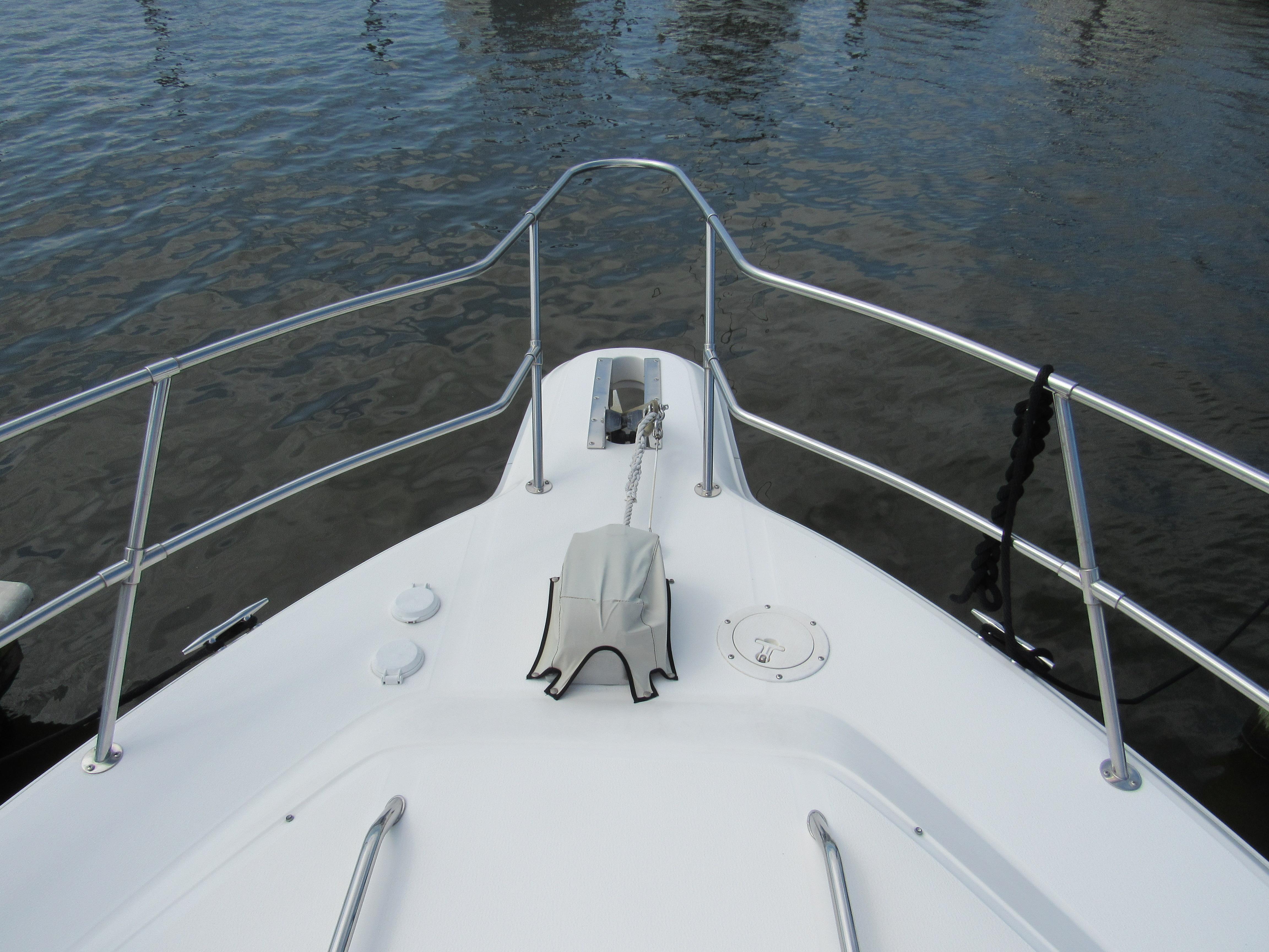 Anchor Windlass & Bow Pulpit