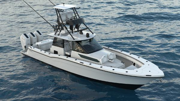 2021 Sea Force 410 Center Console