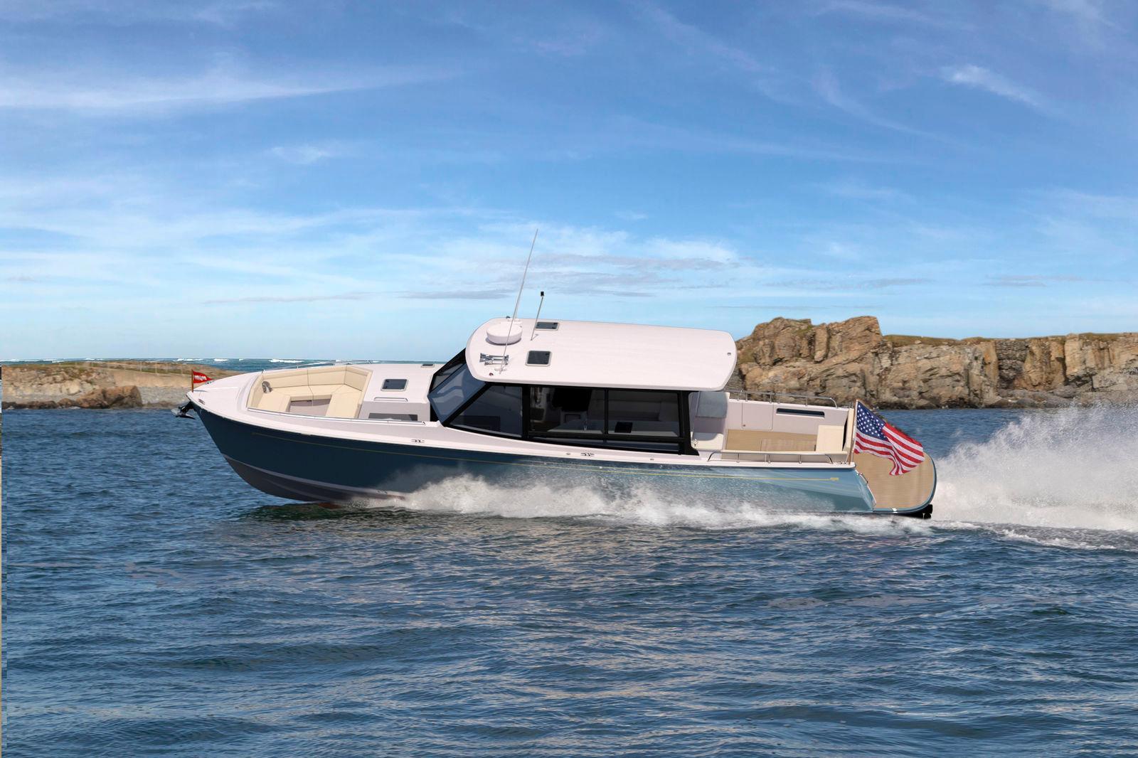 MJM Yachts 4z - On Order