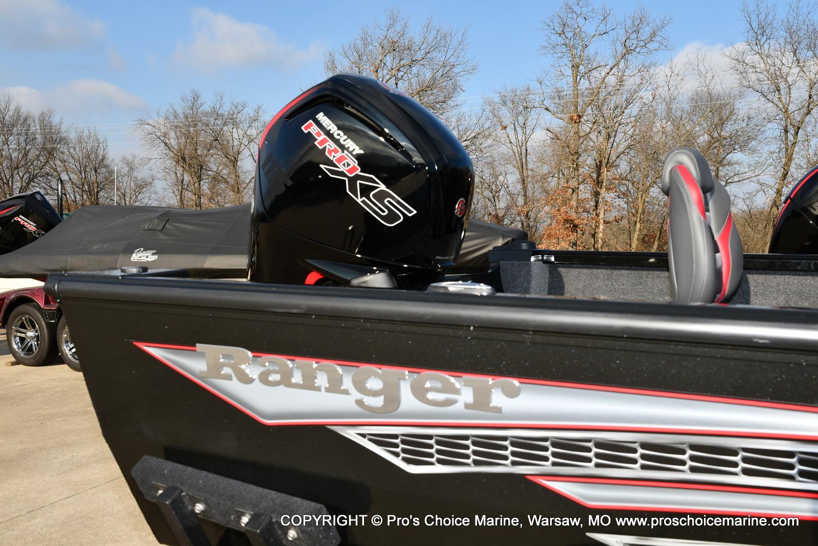 2021 Ranger Boats boat for sale, model of the boat is VS1782 WT w/115HP Mercury Pro-XS 4 Stroke & Image # 21 of 50