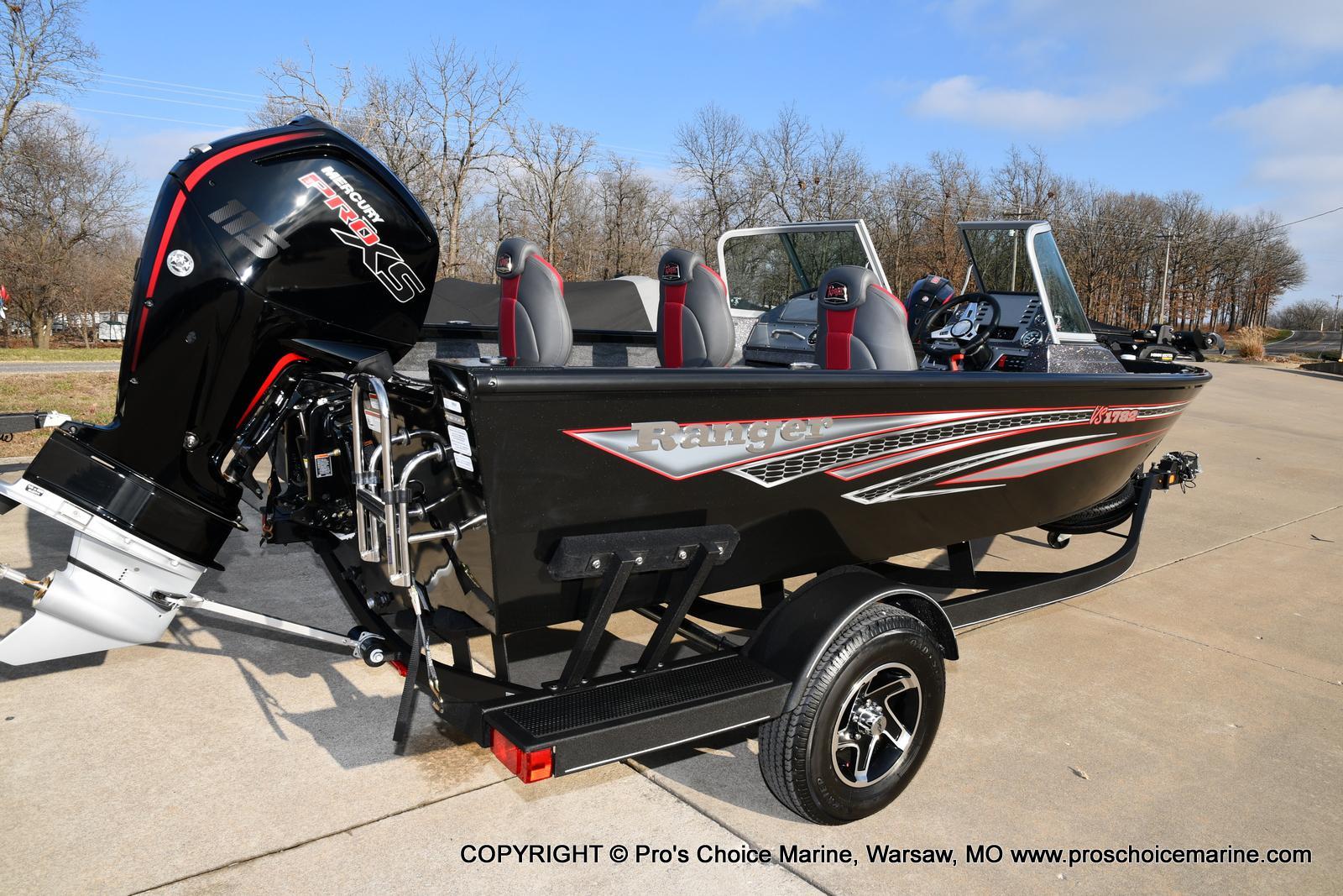2021 Ranger Boats boat for sale, model of the boat is VS1782 WT w/115HP Mercury Pro-XS 4 Stroke & Image # 22 of 50