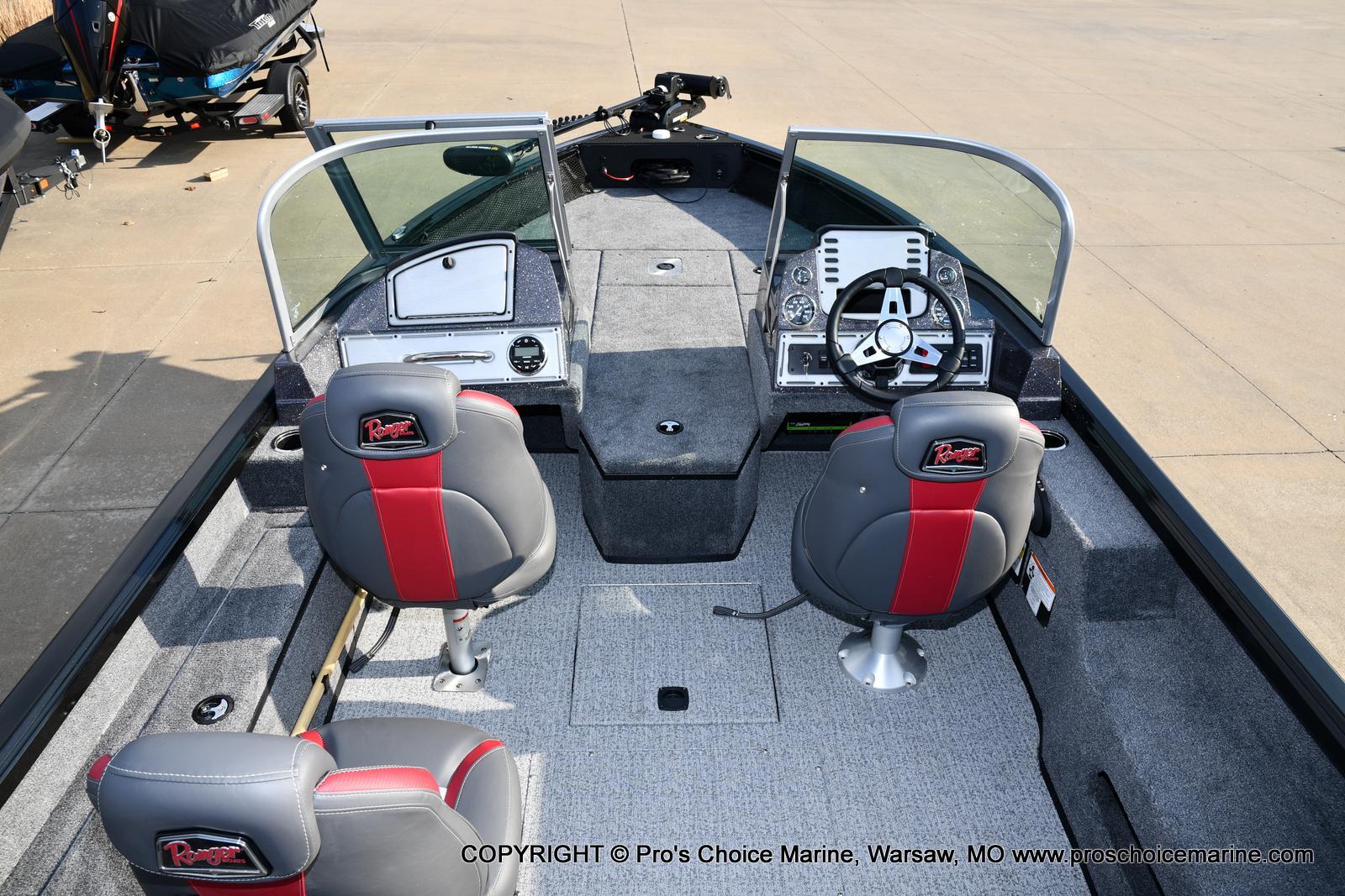 2021 Ranger Boats boat for sale, model of the boat is VS1782 WT w/115HP Mercury Pro-XS 4 Stroke & Image # 30 of 50