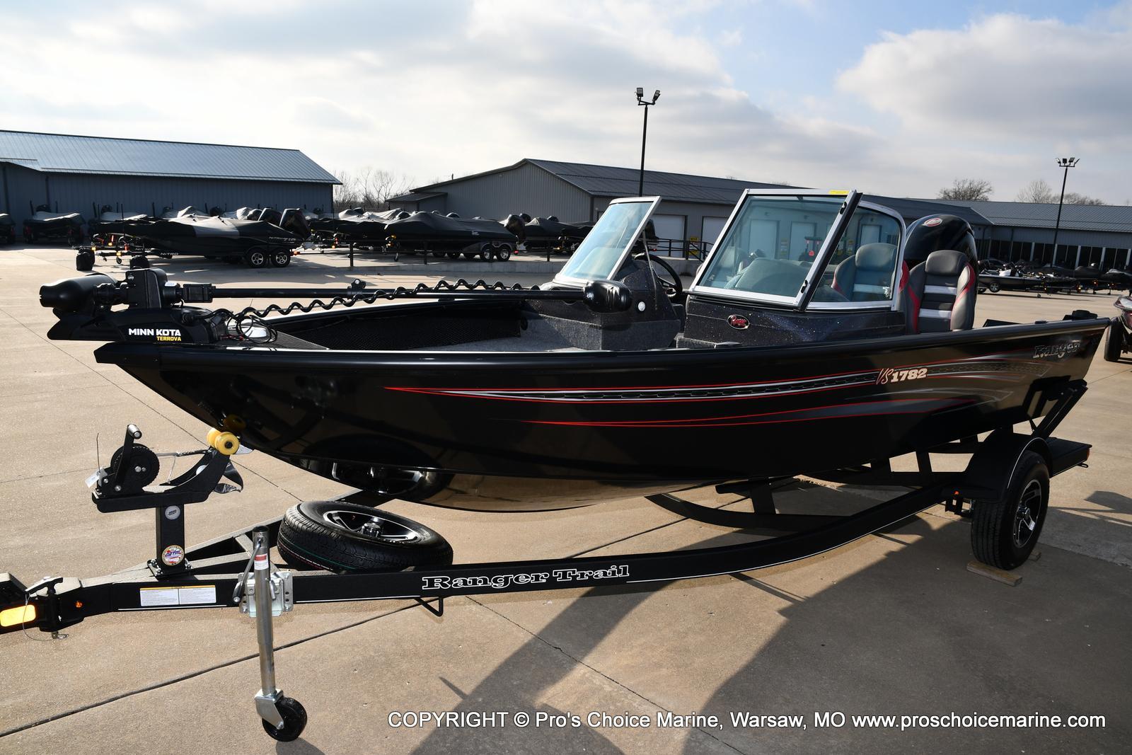 2021 Ranger Boats boat for sale, model of the boat is VS1782 WT w/115HP Mercury Pro-XS 4 Stroke & Image # 6 of 50
