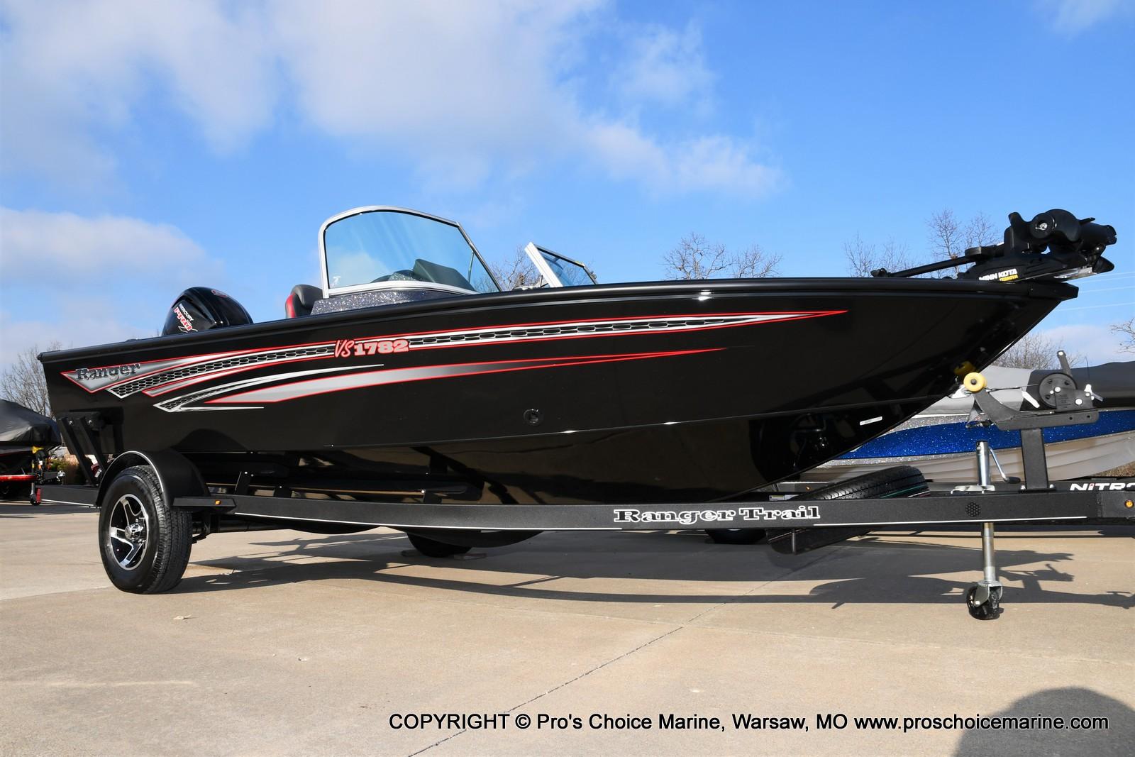 2021 Ranger Boats boat for sale, model of the boat is VS1782 WT w/115HP Mercury Pro-XS 4 Stroke & Image # 8 of 50