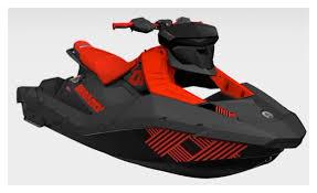 2021 Sea-Doo Rec-Lite Spark TRIXX 3 Up thumbnail