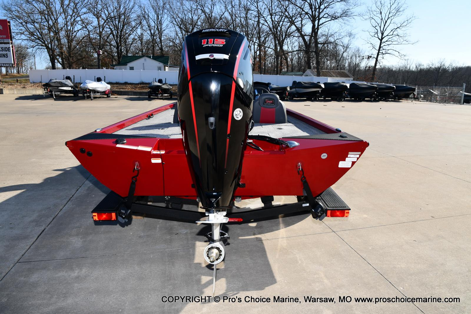 2021 Ranger Boats boat for sale, model of the boat is RT188C w/115HP Mercury Pro-XS Command Thrust & Image # 5 of 50