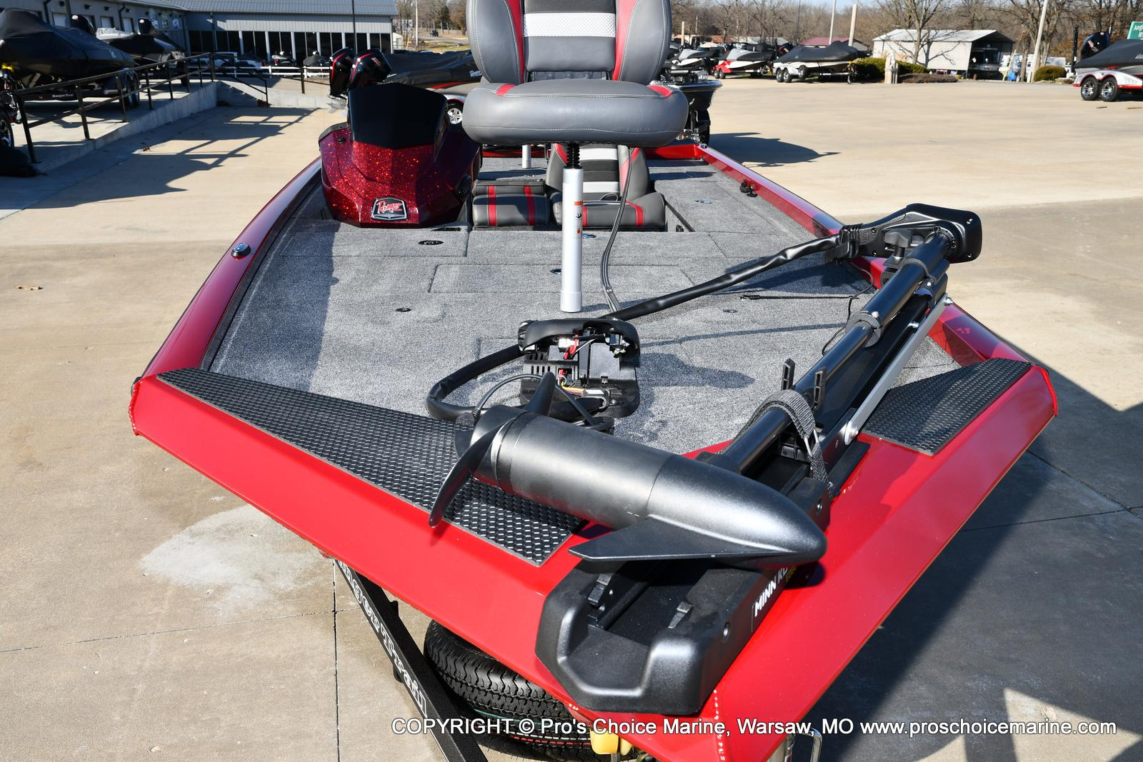 2021 Ranger Boats boat for sale, model of the boat is RT188C w/115HP Mercury Pro-XS Command Thrust & Image # 16 of 50