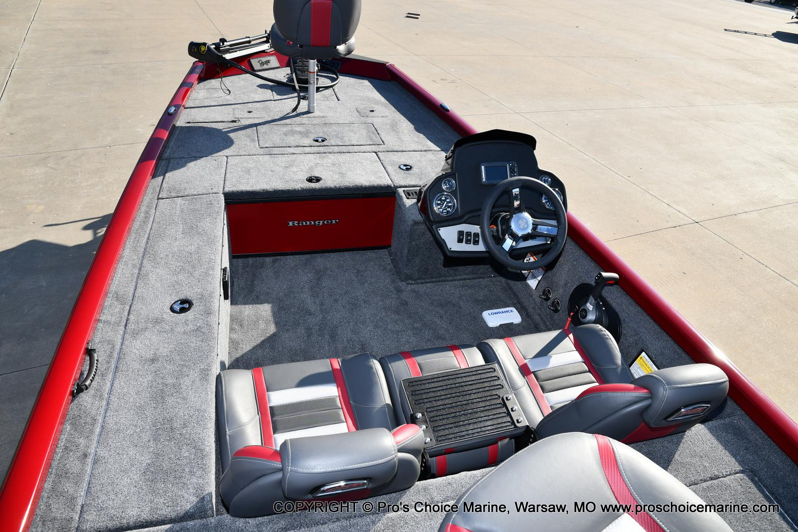 2021 Ranger Boats boat for sale, model of the boat is RT188C w/115HP Mercury Pro-XS Command Thrust & Image # 29 of 50