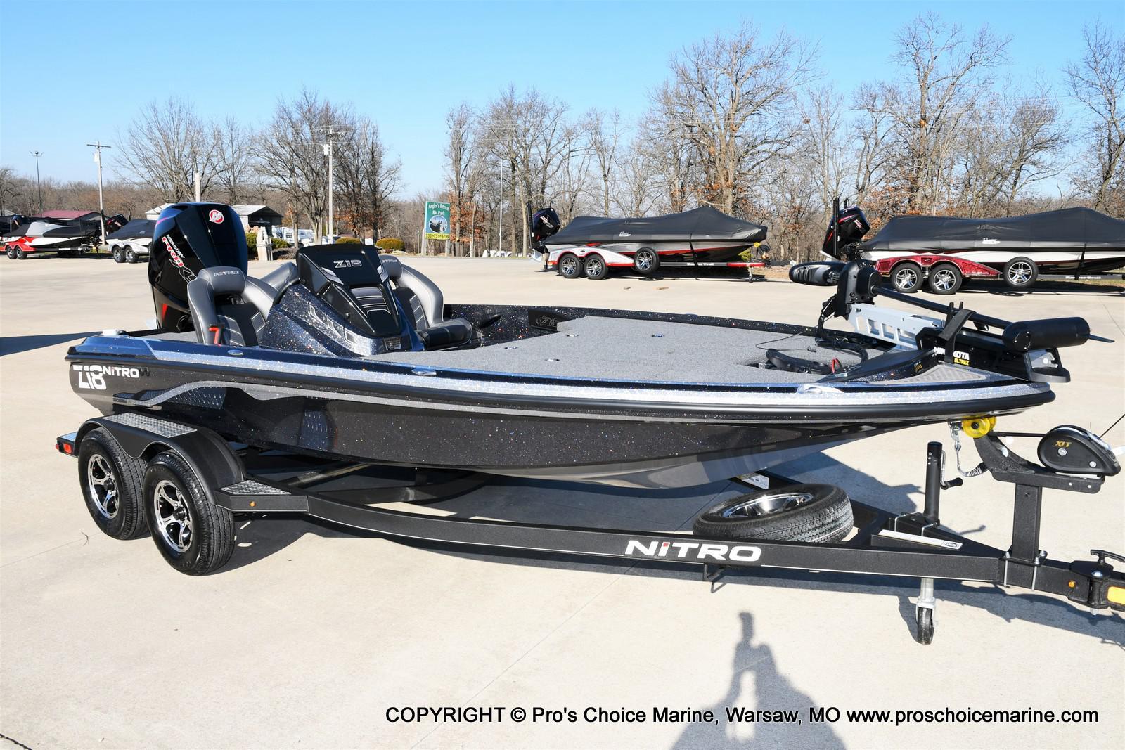 2021 Nitro boat for sale, model of the boat is Z18 w/175HP Mercury Pro-XS & Image # 14 of 50