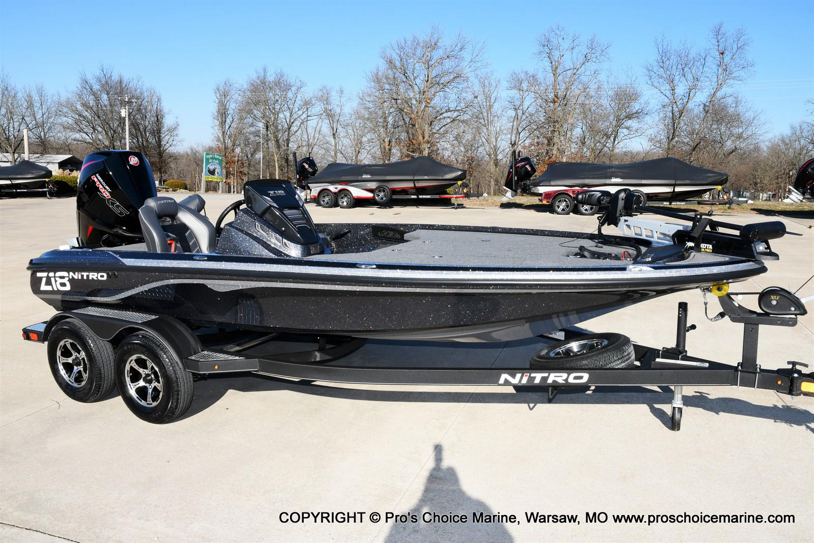 2021 Nitro boat for sale, model of the boat is Z18 w/175HP Mercury Pro-XS & Image # 16 of 50