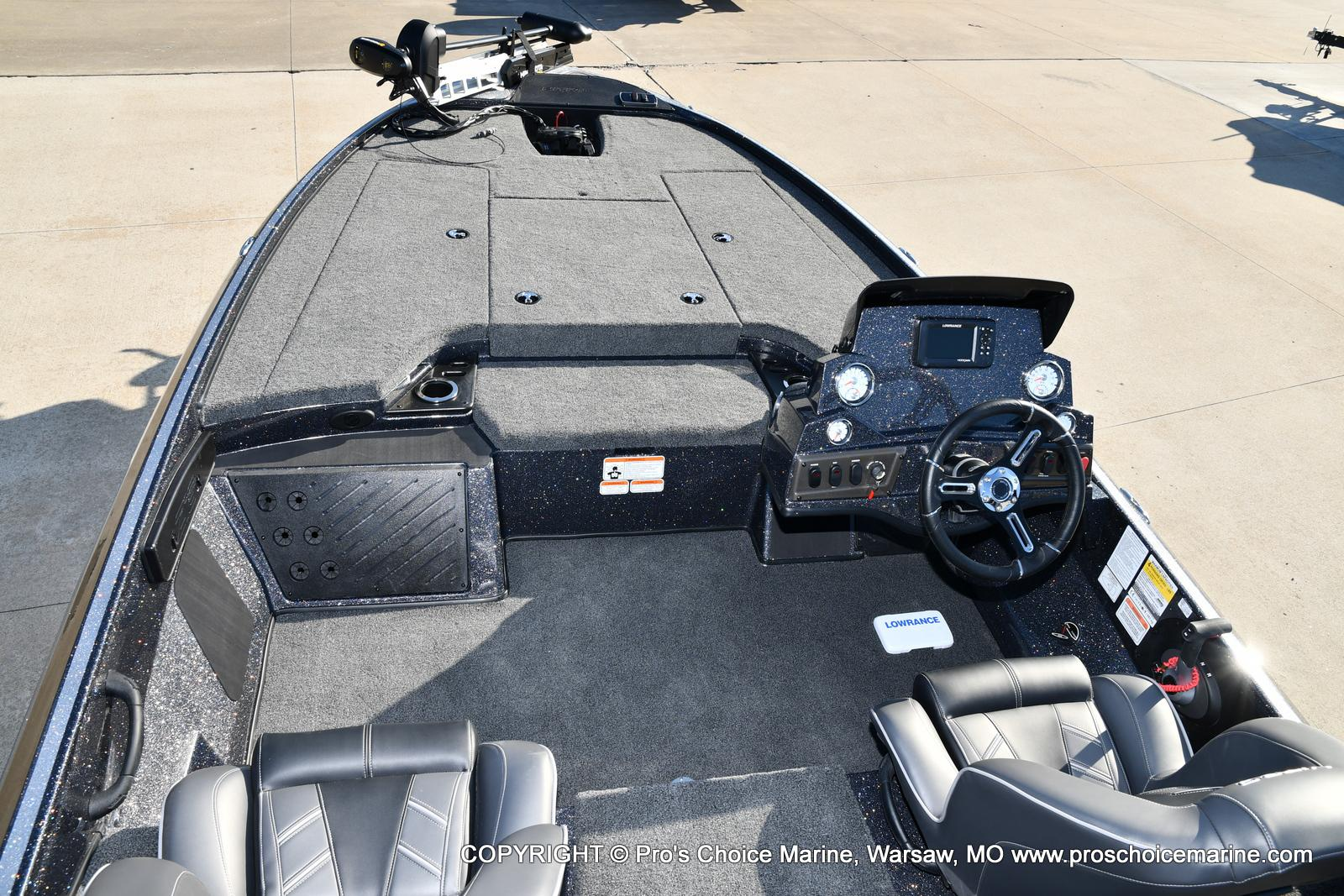 2021 Nitro boat for sale, model of the boat is Z18 w/175HP Mercury Pro-XS & Image # 21 of 50