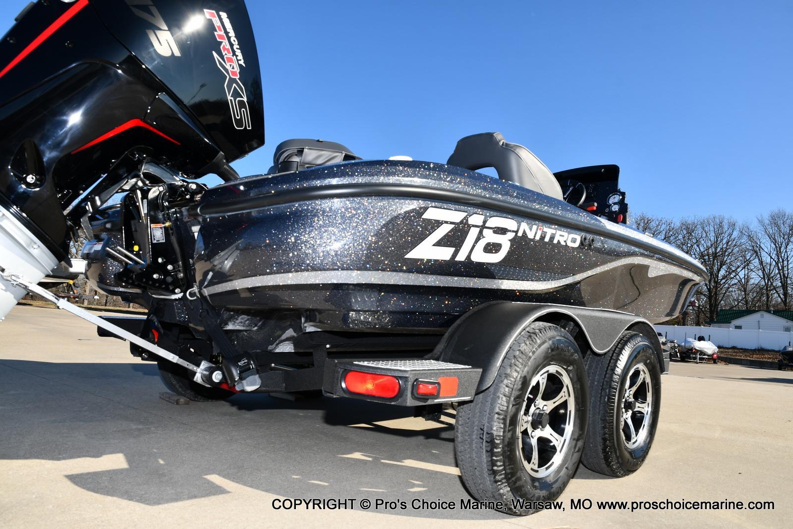 2021 Nitro boat for sale, model of the boat is Z18 w/175HP Mercury Pro-XS & Image # 3 of 50