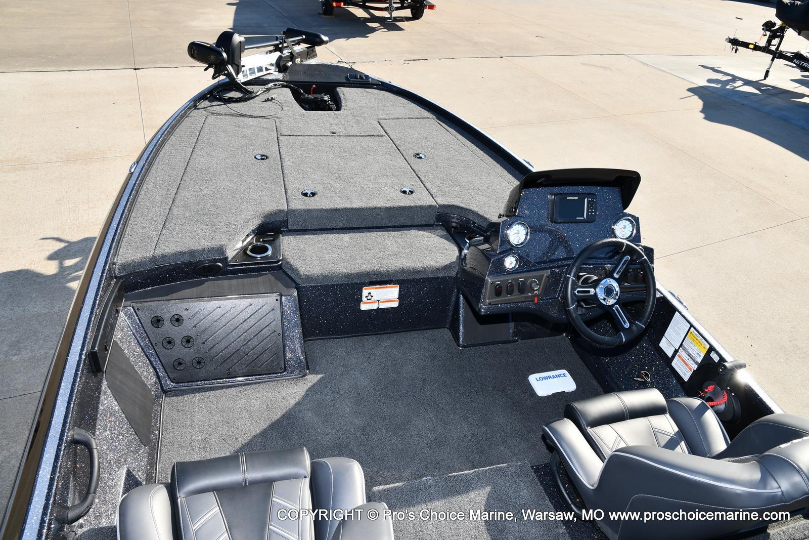 2021 Nitro boat for sale, model of the boat is Z18 w/175HP Mercury Pro-XS & Image # 44 of 50