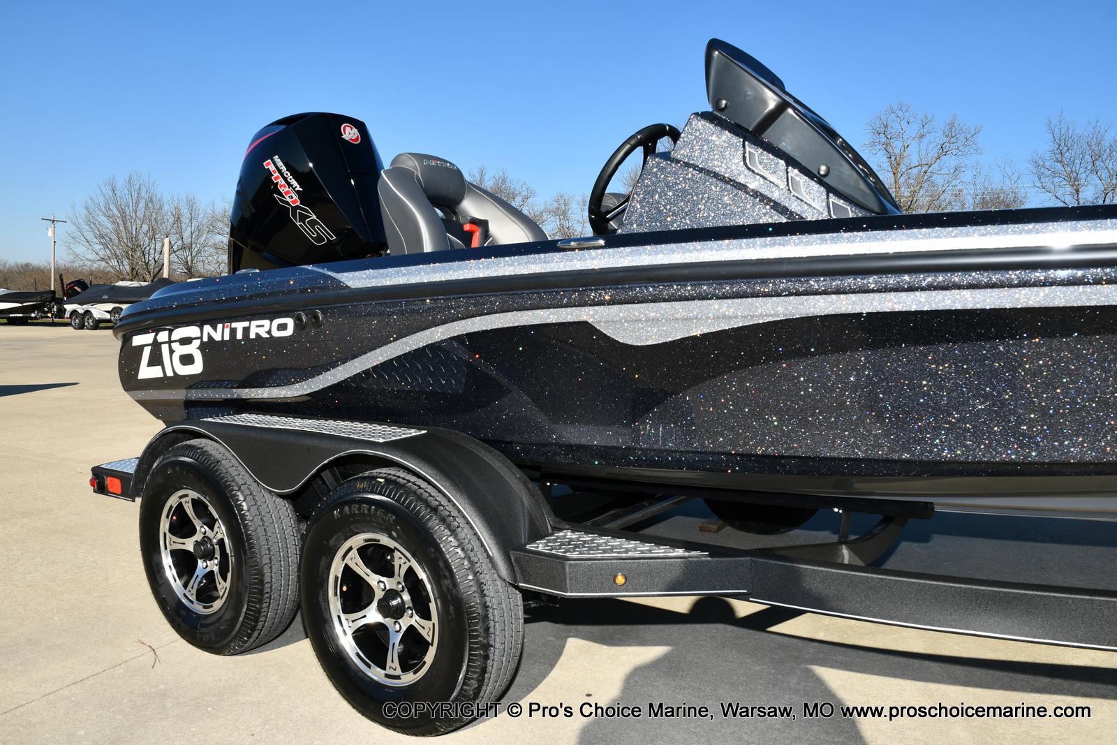 2021 Nitro boat for sale, model of the boat is Z18 w/175HP Mercury Pro-XS & Image # 29 of 50