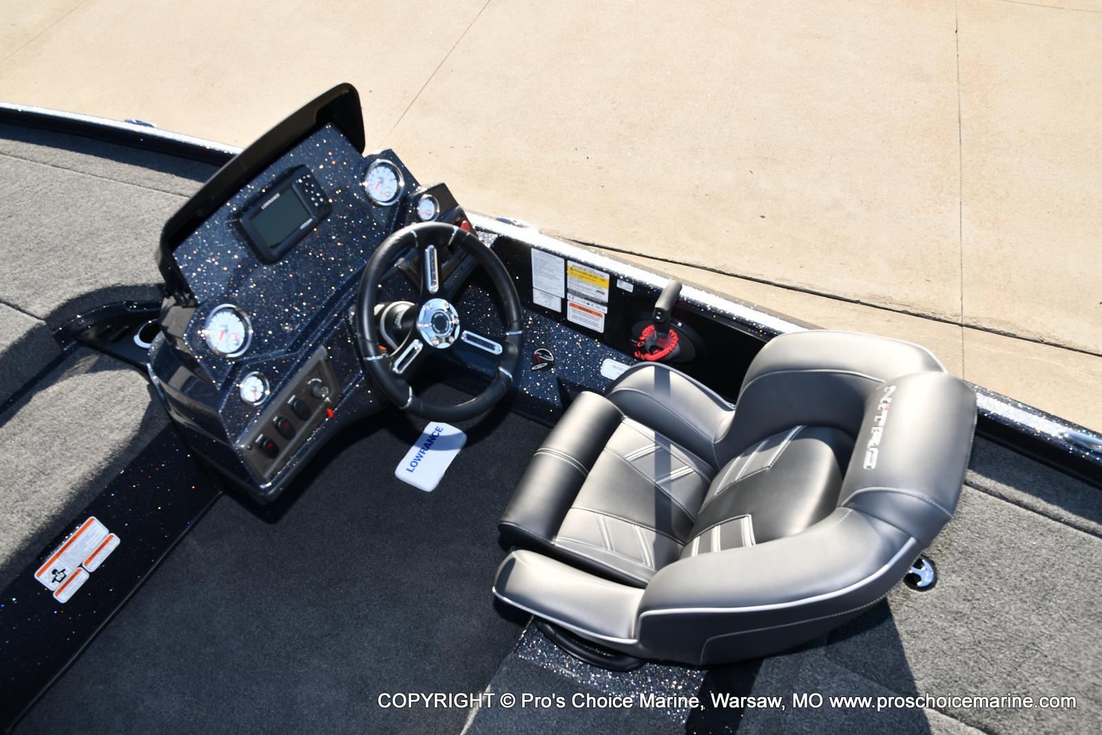 2021 Nitro boat for sale, model of the boat is Z18 w/175HP Mercury Pro-XS & Image # 33 of 50