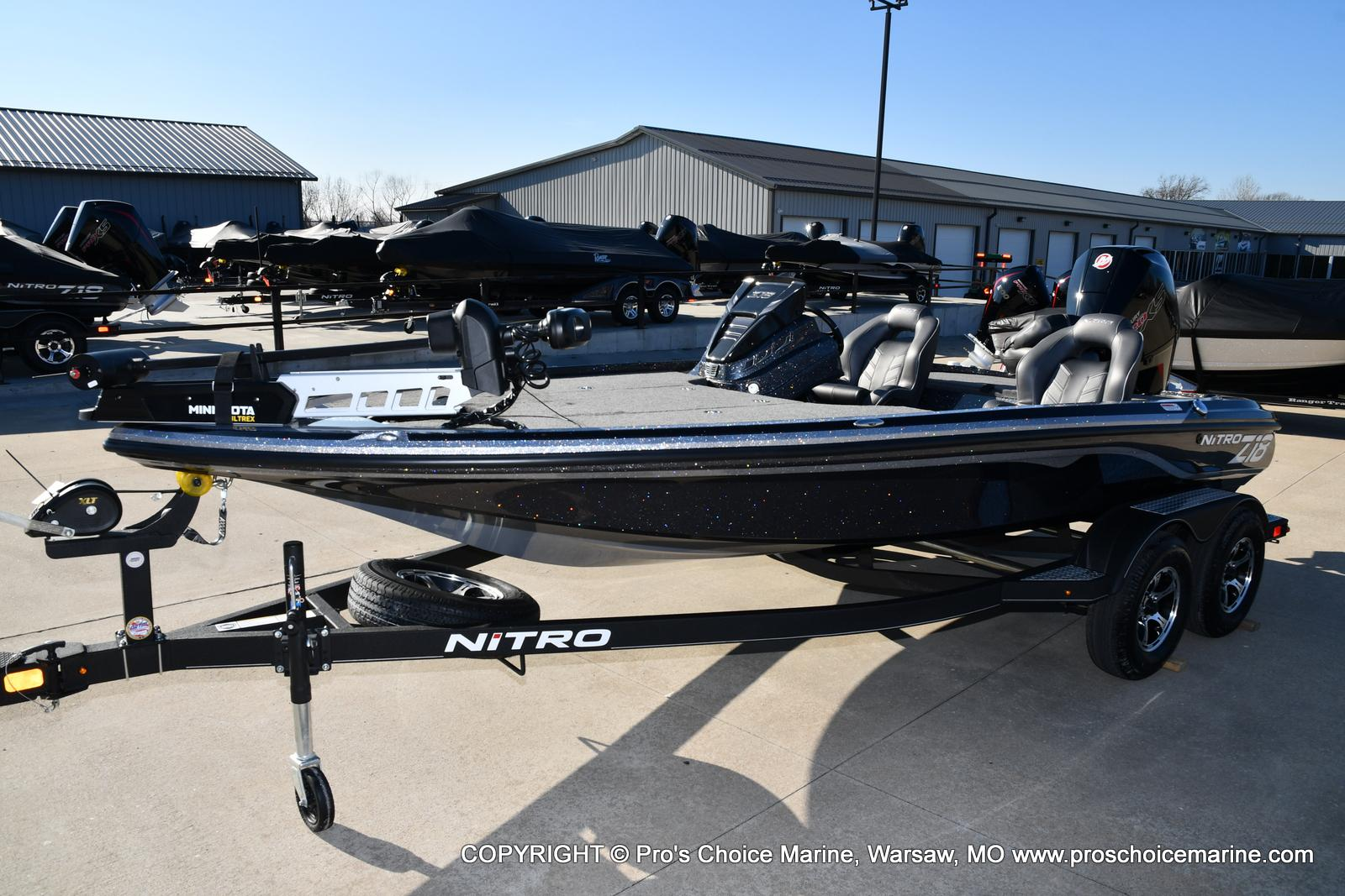 2021 Nitro boat for sale, model of the boat is Z18 w/175HP Mercury Pro-XS & Image # 5 of 50