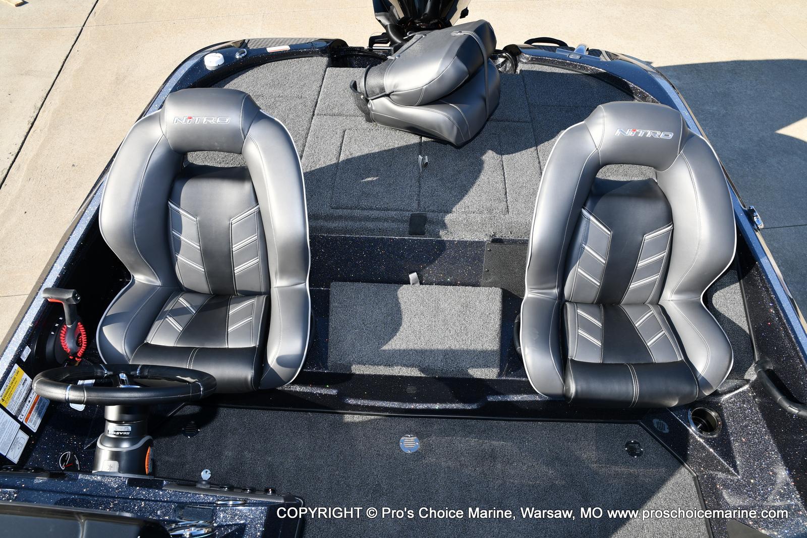 2021 Nitro boat for sale, model of the boat is Z18 w/175HP Mercury Pro-XS & Image # 8 of 50