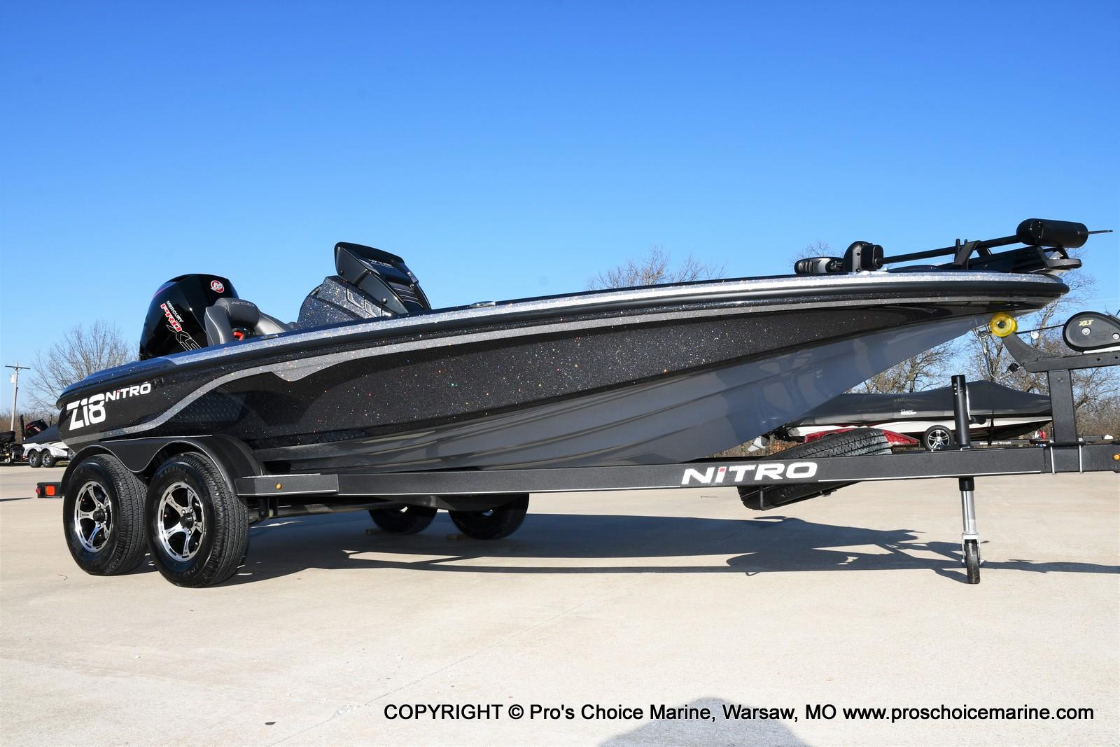 2021 Nitro boat for sale, model of the boat is Z18 w/175HP Mercury Pro-XS & Image # 2 of 50