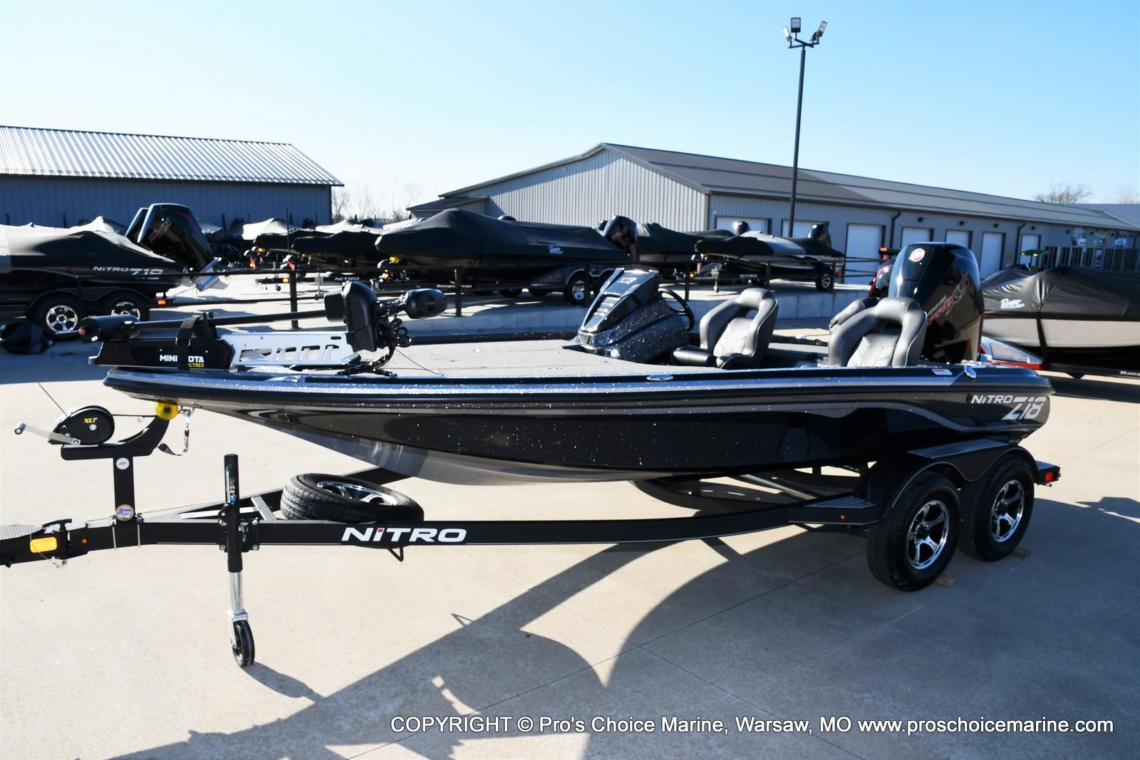 2021 Nitro boat for sale, model of the boat is Z18 w/175HP Mercury Pro-XS & Image # 4 of 50
