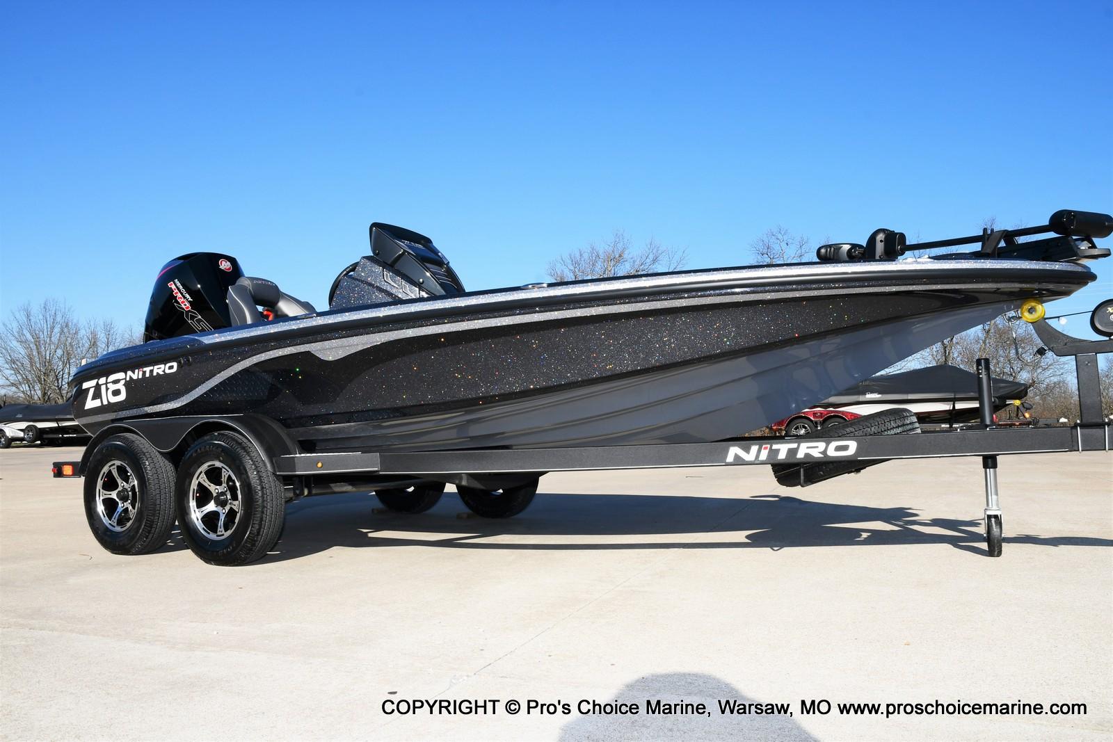 2021 Nitro boat for sale, model of the boat is Z18 w/175HP Mercury Pro-XS & Image # 15 of 50