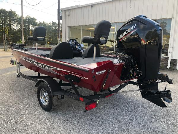 2021 Tracker Boats boat for sale, model of the boat is Pro Team 175 TXW & Image # 8 of 33