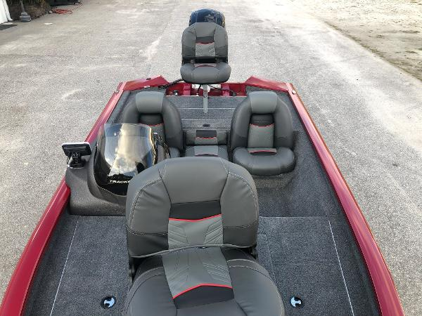 2021 Tracker Boats boat for sale, model of the boat is Pro Team 175 TXW & Image # 10 of 33