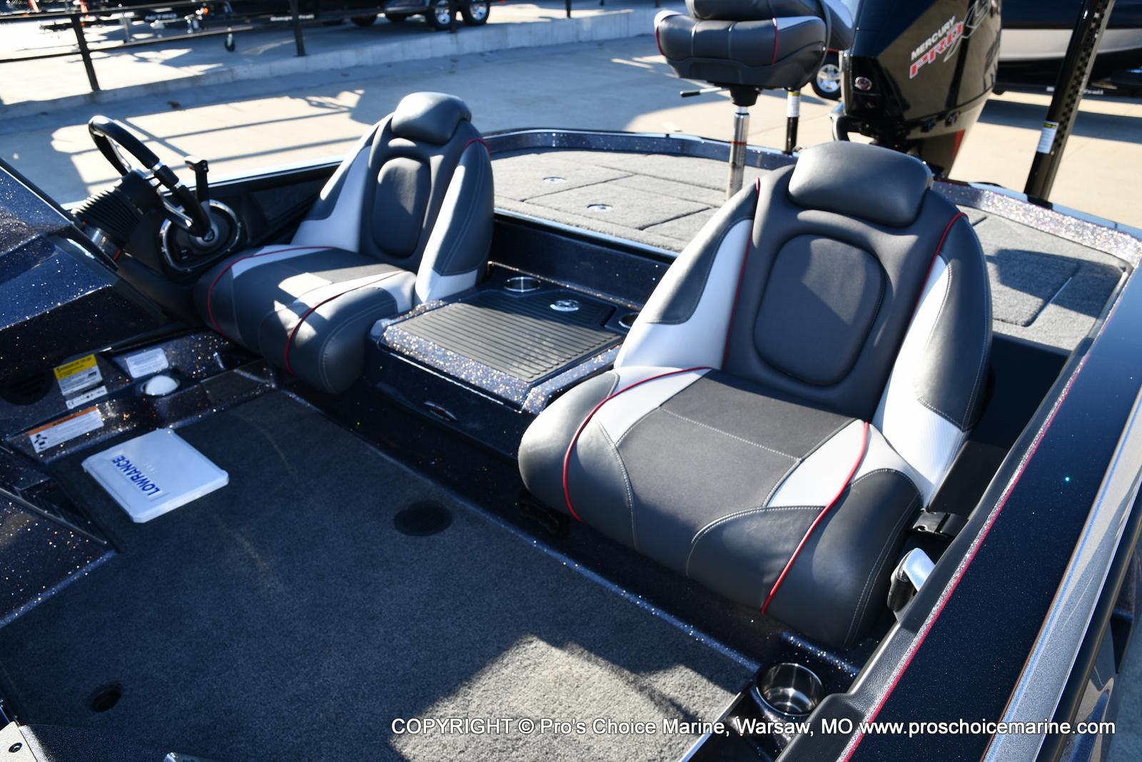 2021 Ranger Boats boat for sale, model of the boat is Z520C Ranger Cup Equipped & Image # 10 of 50