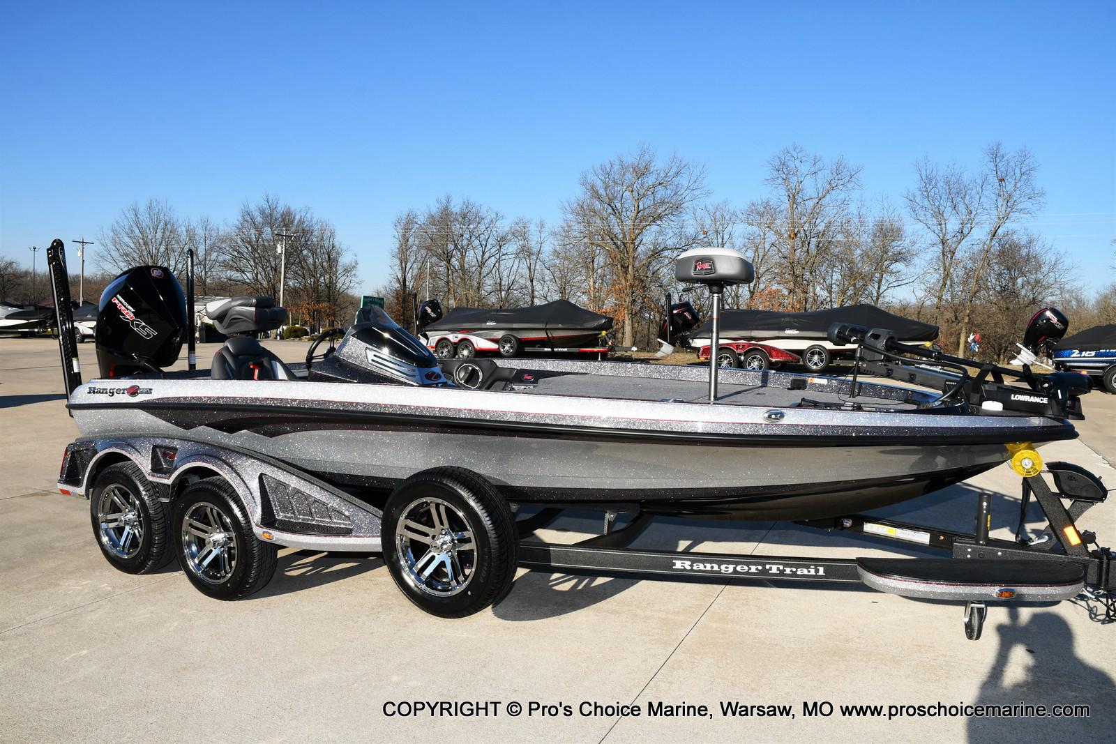 2021 Ranger Boats boat for sale, model of the boat is Z520C Ranger Cup Equipped & Image # 21 of 50