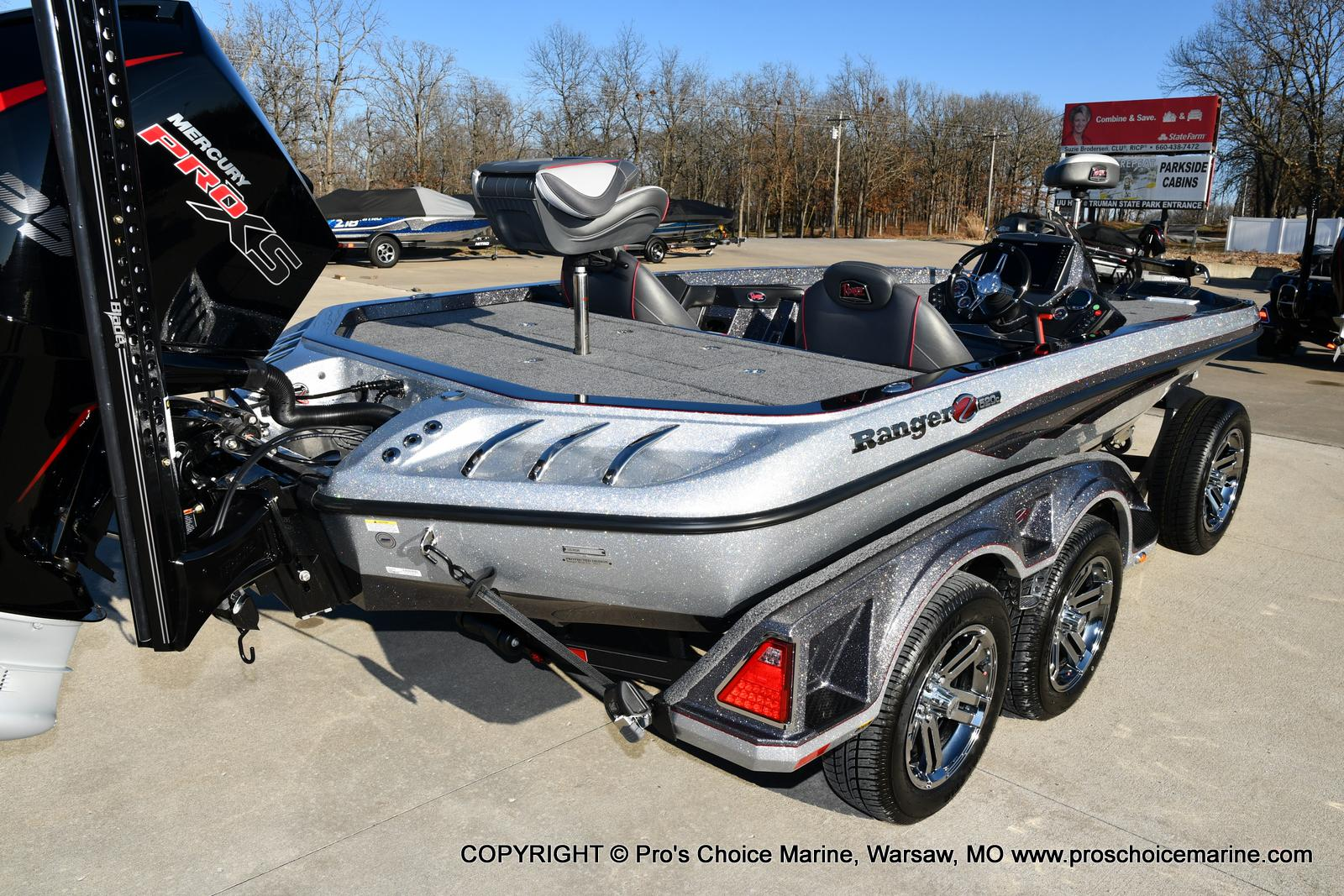2021 Ranger Boats boat for sale, model of the boat is Z520C Ranger Cup Equipped & Image # 22 of 50
