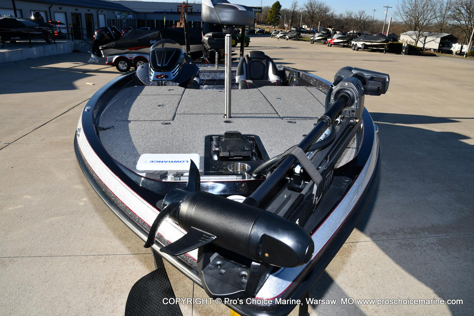 2021 Ranger Boats boat for sale, model of the boat is Z520C Ranger Cup Equipped & Image # 24 of 50