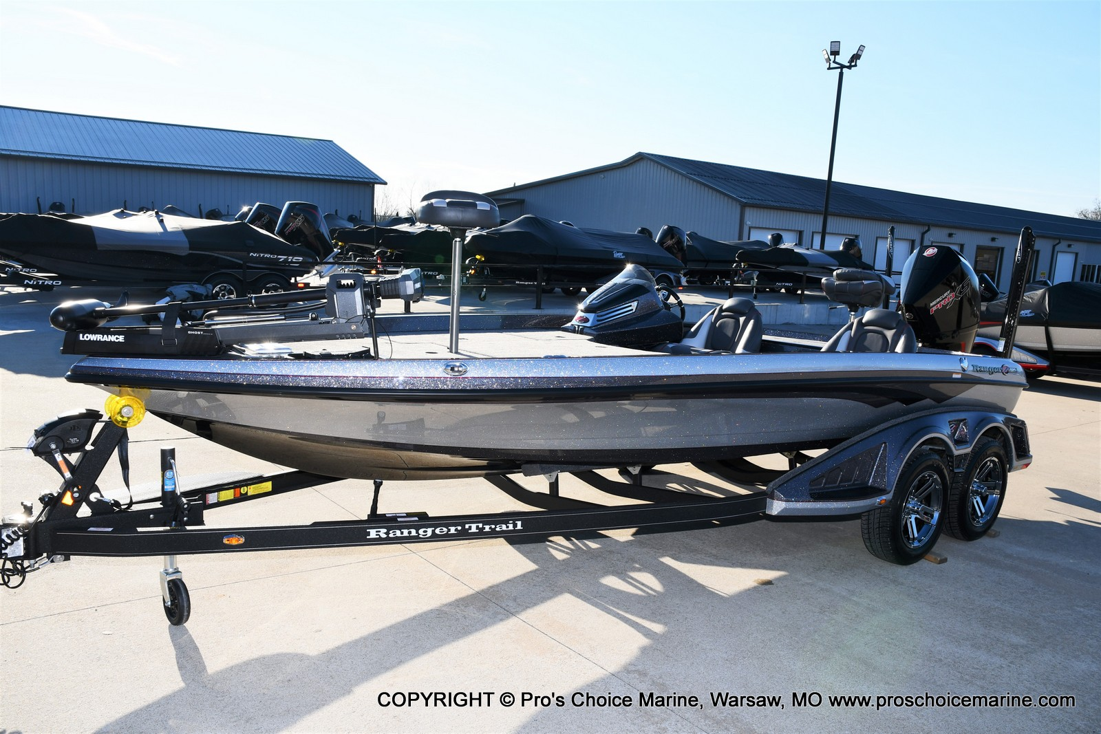 2021 Ranger Boats boat for sale, model of the boat is Z520C Ranger Cup Equipped & Image # 34 of 50