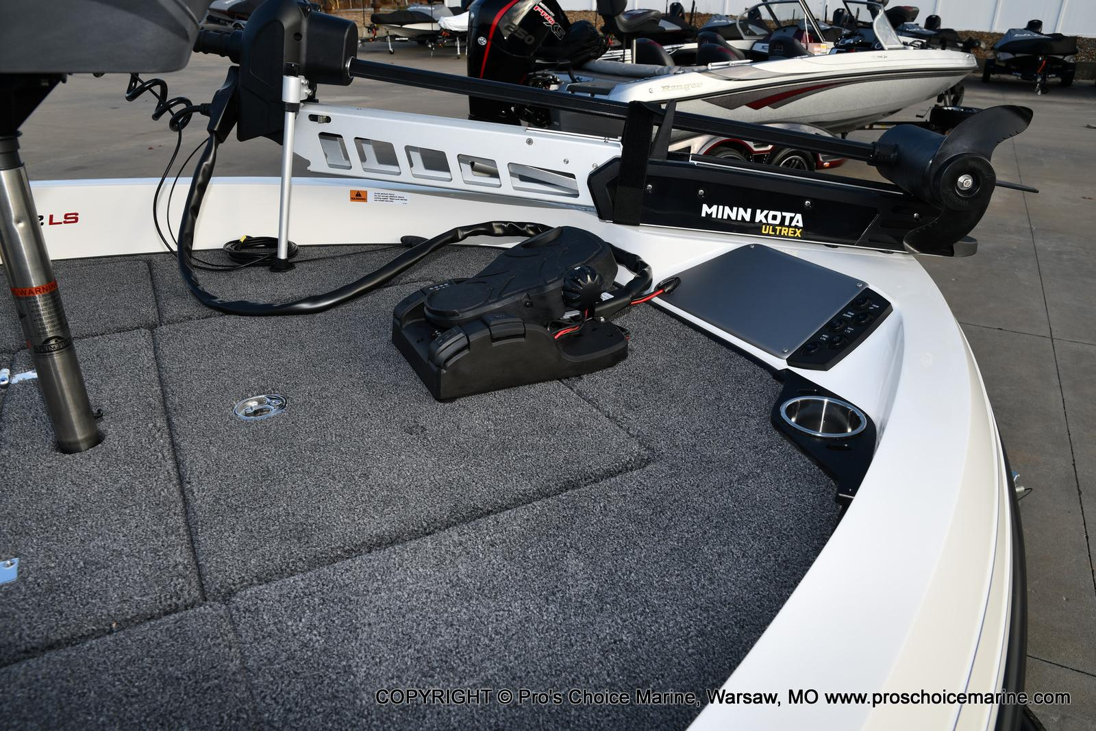 2021 Ranger Boats boat for sale, model of the boat is 212LS w/250HP Mercury Pro-XS & Image # 10 of 50