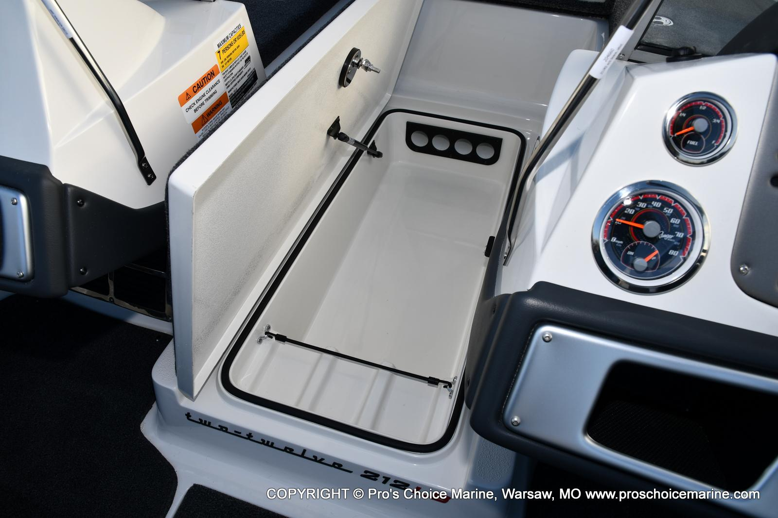 2021 Ranger Boats boat for sale, model of the boat is 212LS w/250HP Mercury Pro-XS & Image # 44 of 50