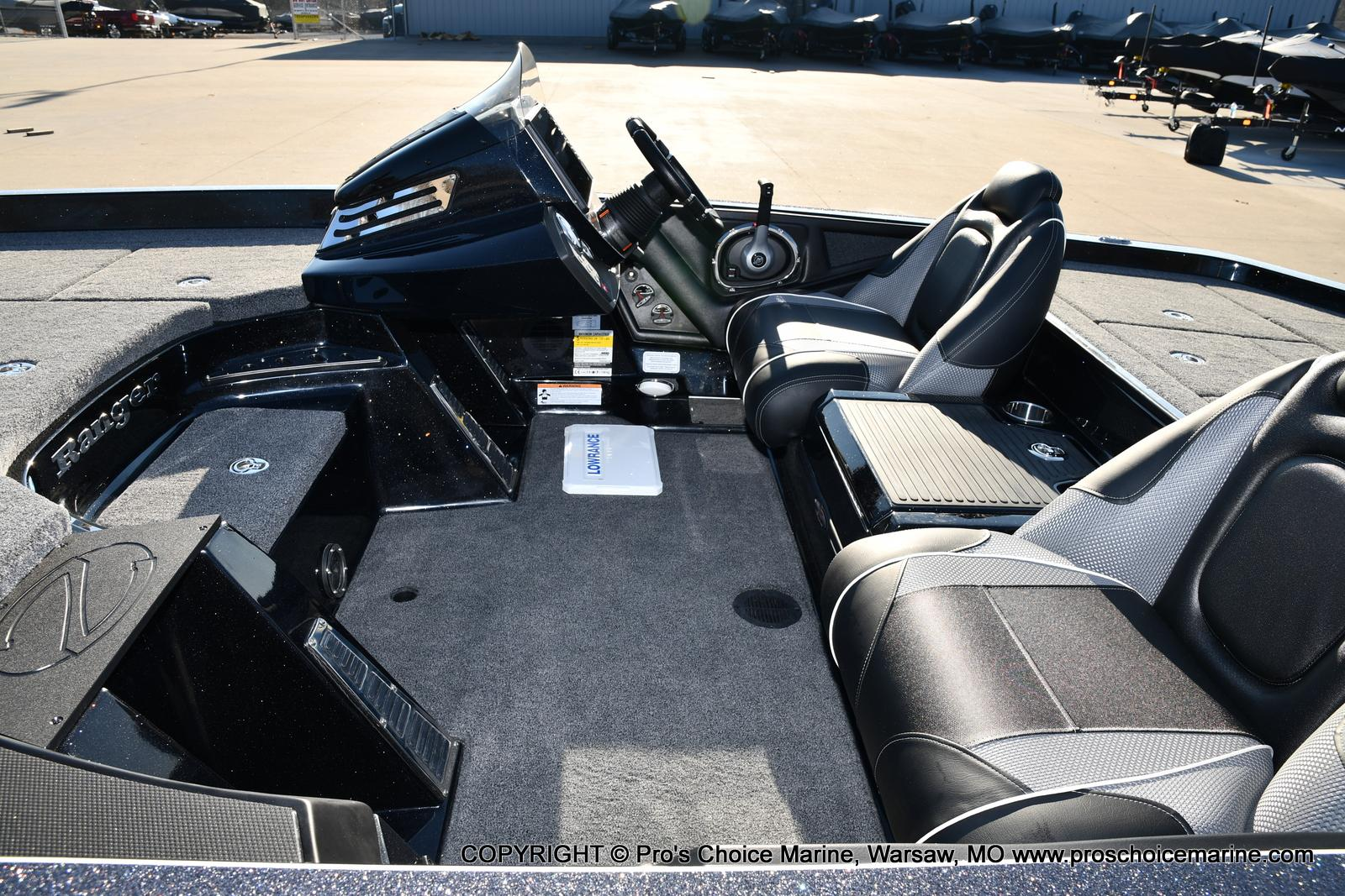 2021 Ranger Boats boat for sale, model of the boat is Z520C Ranger Cup Equipped & Image # 6 of 50