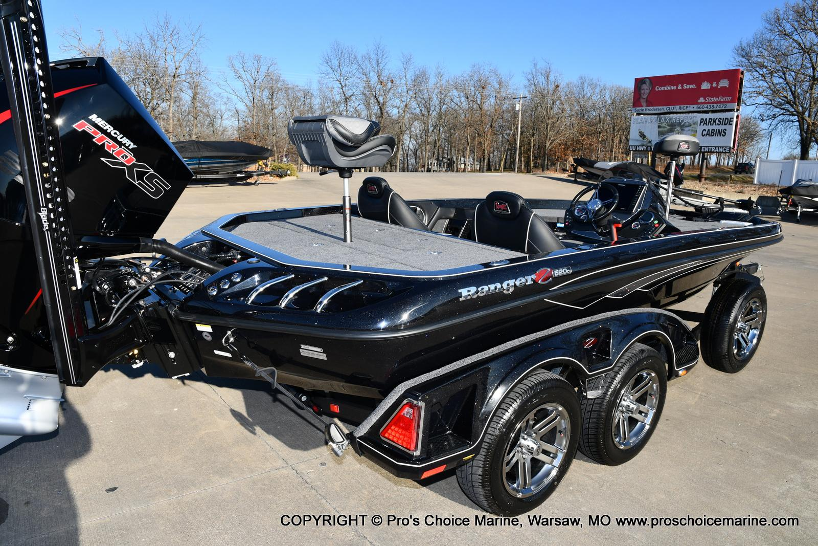2021 Ranger Boats boat for sale, model of the boat is Z520C Ranger Cup Equipped & Image # 40 of 50