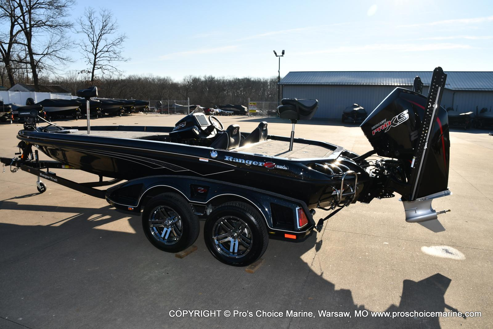 2021 Ranger Boats boat for sale, model of the boat is Z520C Ranger Cup Equipped & Image # 31 of 50
