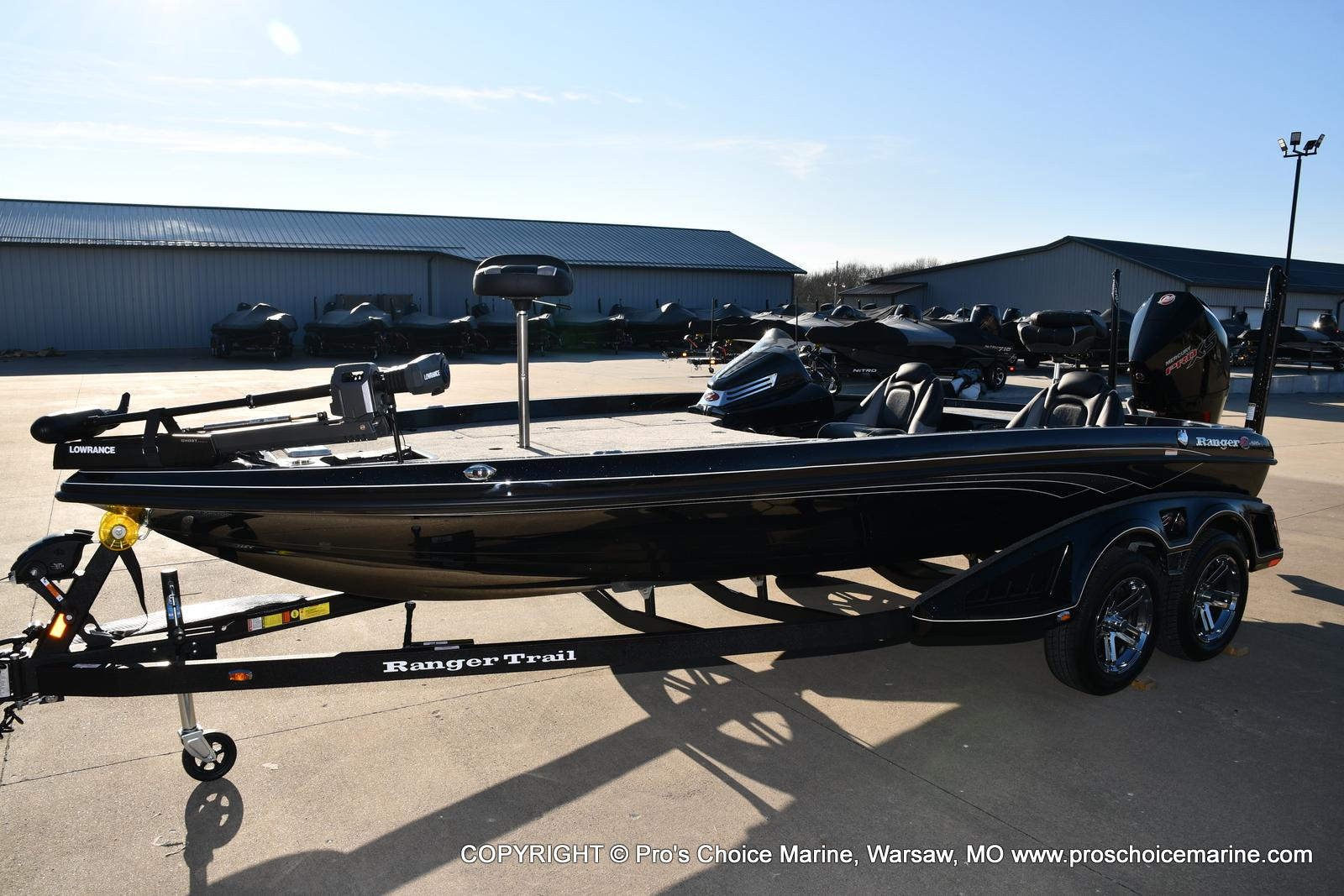 2021 Ranger Boats boat for sale, model of the boat is Z520C Ranger Cup Equipped & Image # 32 of 50