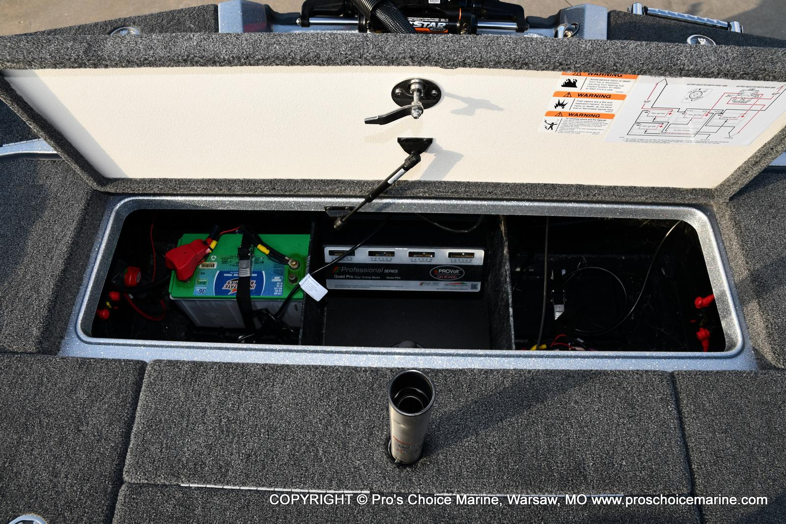 2021 Ranger Boats boat for sale, model of the boat is 212LS w/250HP Mercury Pro-XS & Image # 5 of 50