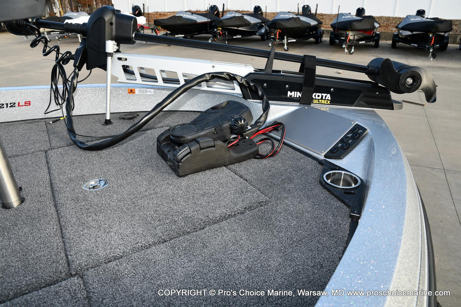 2021 Ranger Boats boat for sale, model of the boat is 212LS w/250HP Mercury Pro-XS & Image # 38 of 50