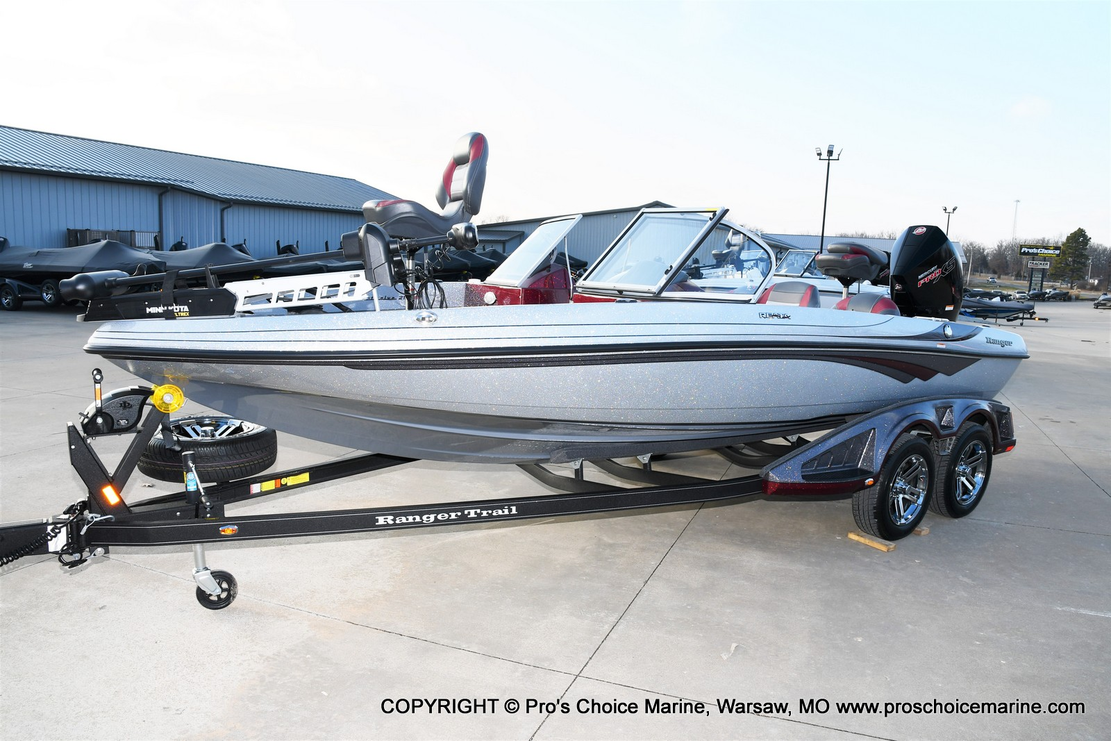 2021 Ranger Boats boat for sale, model of the boat is 212LS w/250HP Mercury Pro-XS & Image # 27 of 50