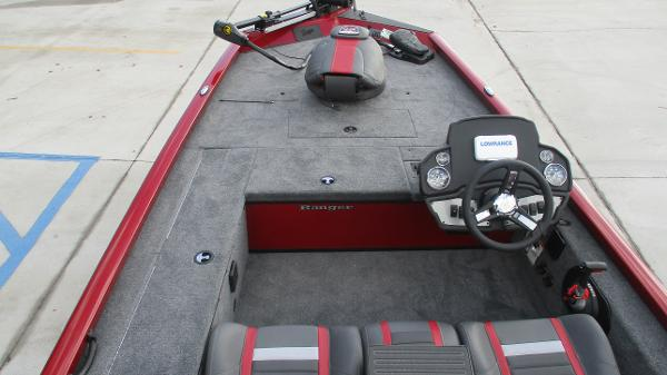 2021 Ranger Boats boat for sale, model of the boat is RT178C & Image # 29 of 42