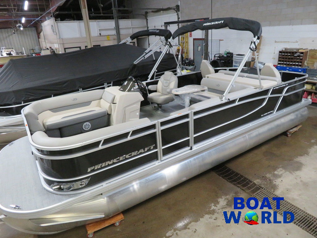 2021 Princecraft Sportfisher 23 2RS Pontoon & Mercury 4-Stroke EFI