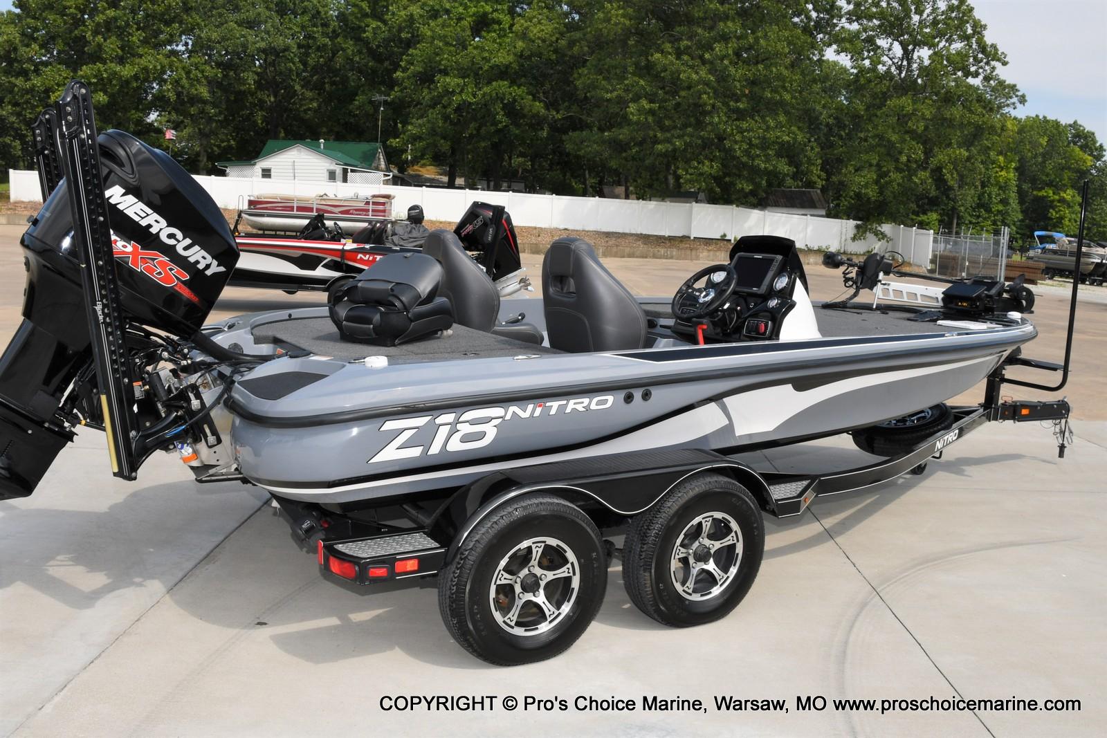 2017 Nitro boat for sale, model of the boat is Z18 & Image # 11 of 50