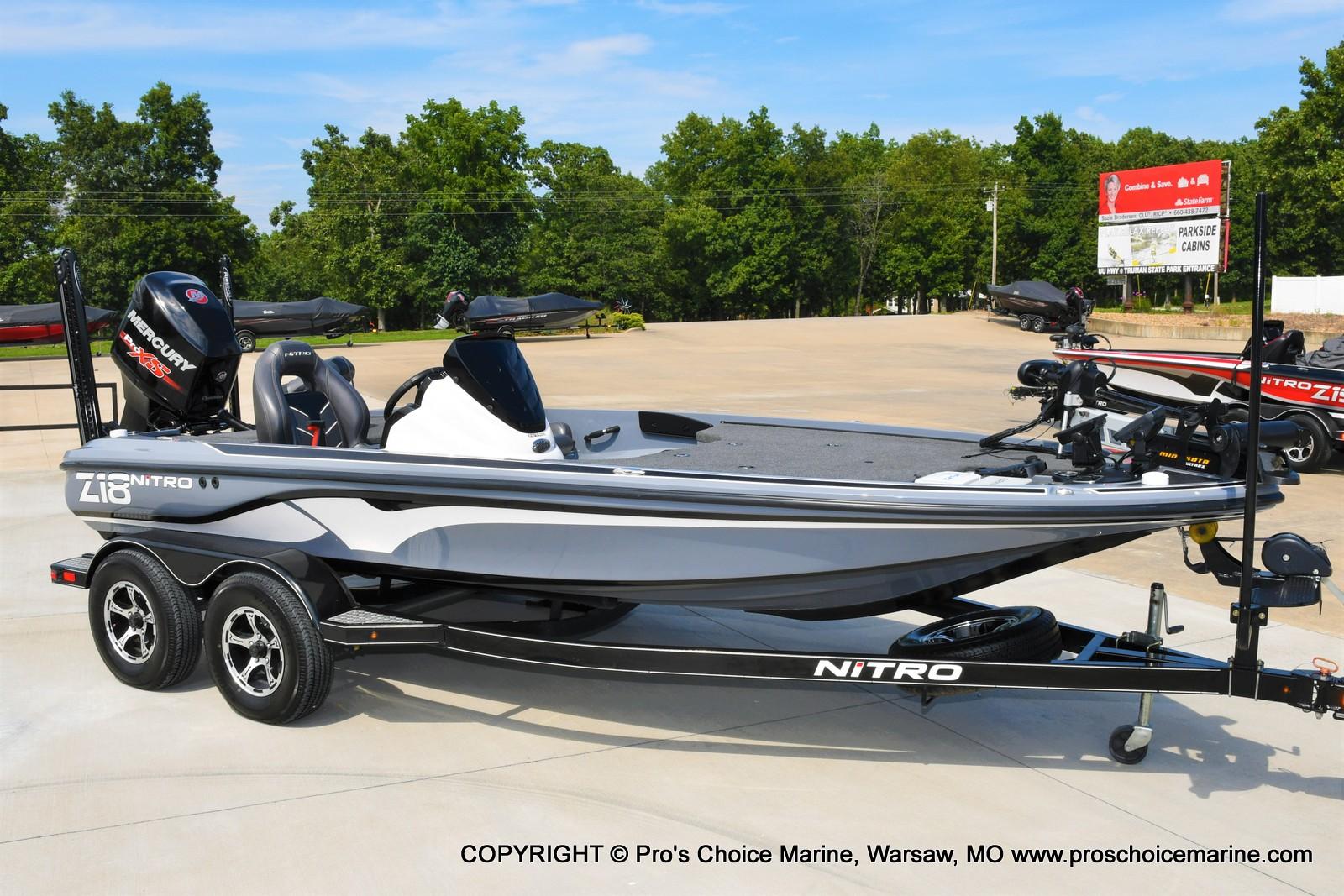 2017 Nitro boat for sale, model of the boat is Z18 & Image # 36 of 50