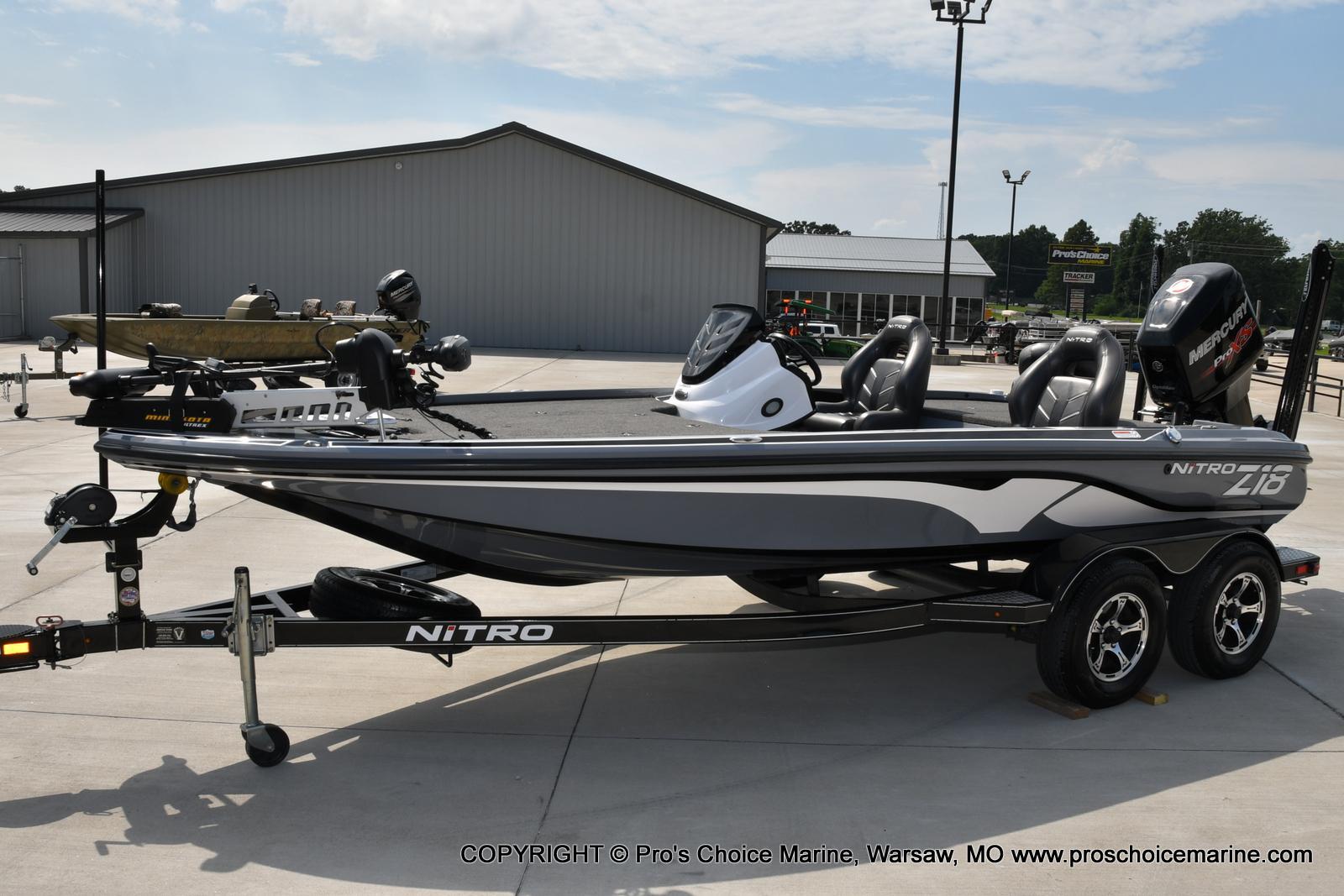 2017 Nitro boat for sale, model of the boat is Z18 & Image # 3 of 50