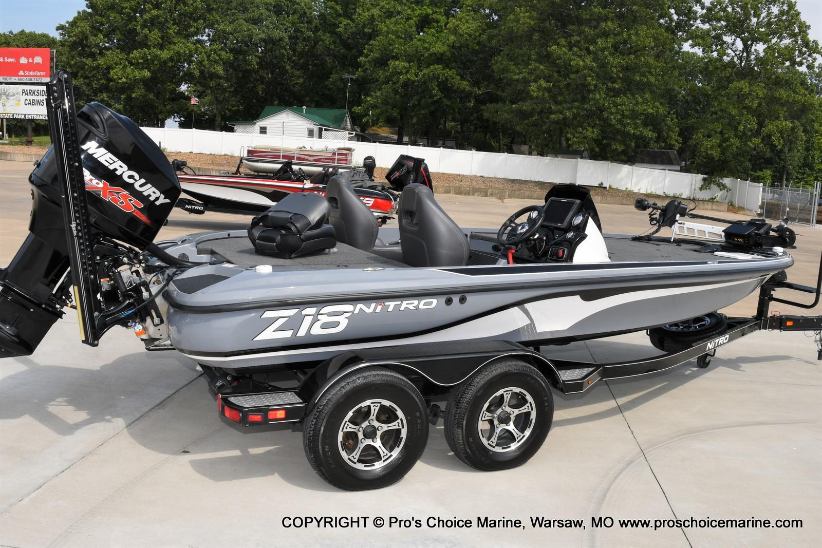 2017 Nitro boat for sale, model of the boat is Z18 & Image # 28 of 50